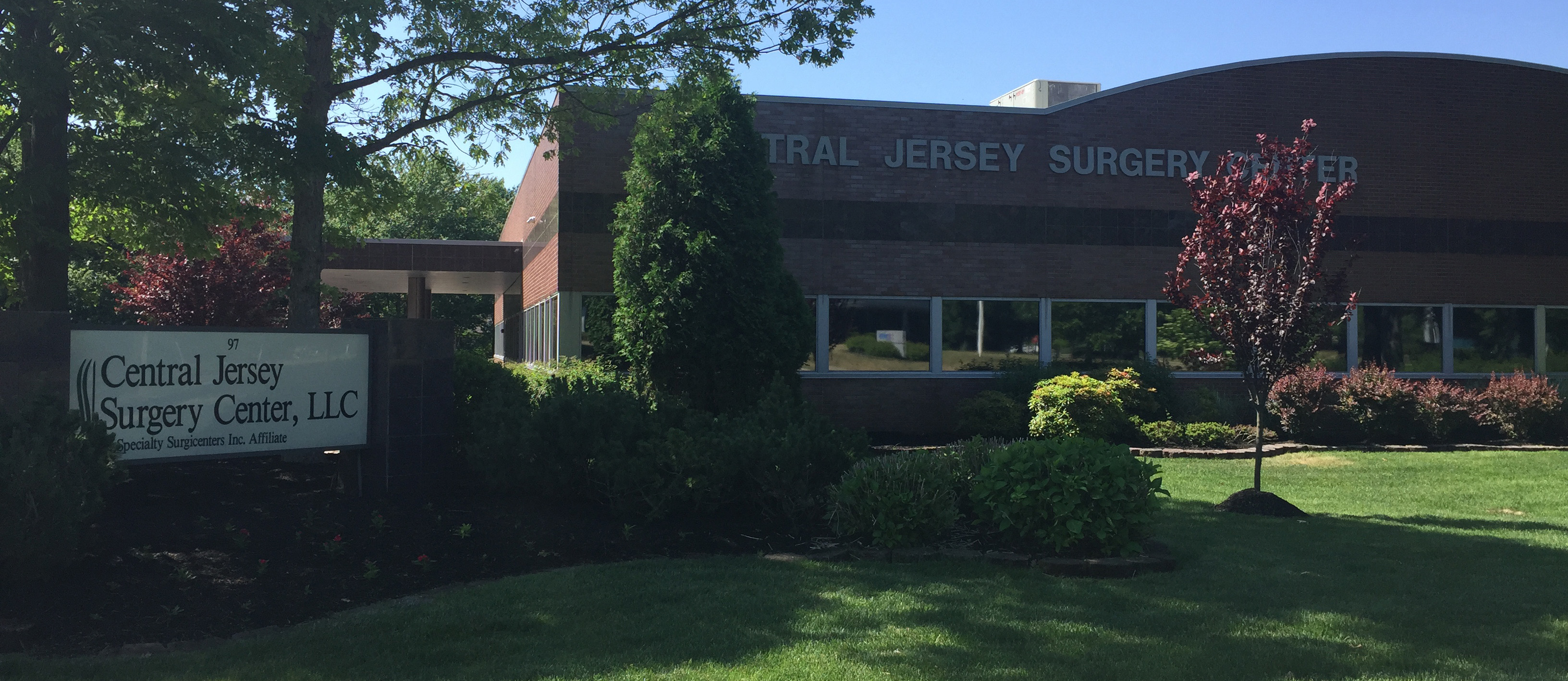 Central Jersey Building